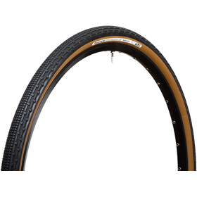 Panaracer Gravelking SK Folding Tyre TLC 700x43C, black/brown